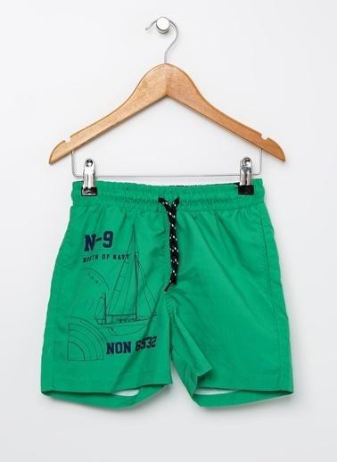 North Of Navy North Of Navy Yeşil Erkek Mayo Yeşil